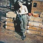 Dale Harbitz, Security Platoon, 1st Cavelry Div. Quan Loi